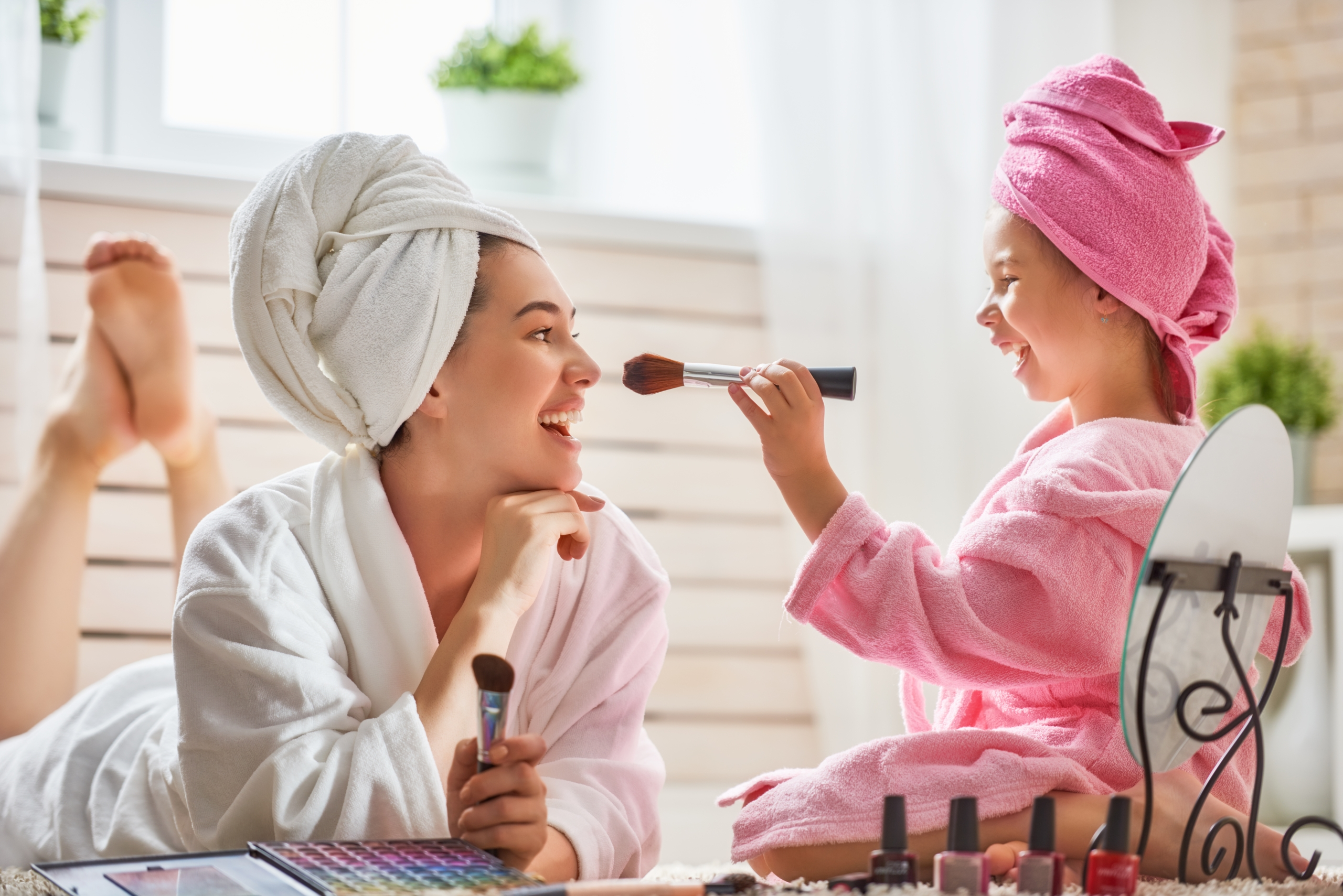 Mommy Friends - Make up