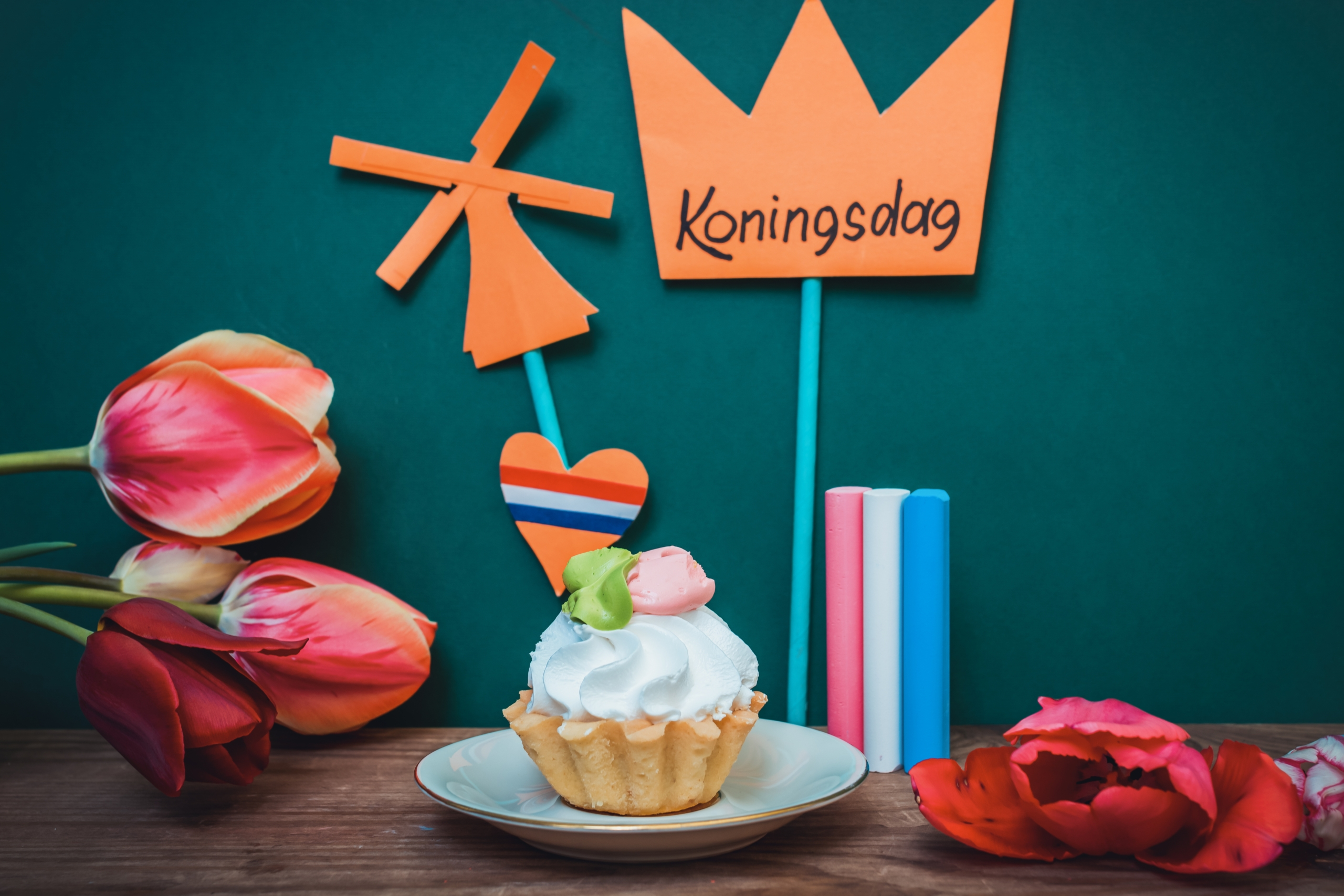 Mommy Friends - koningsdag