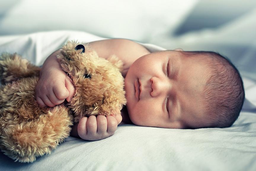Slaap tips baby