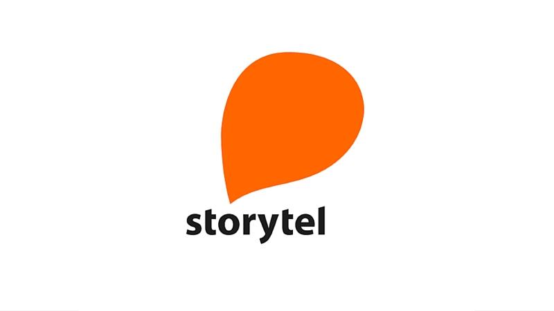 Storytel : Brand Short Description Type Here.